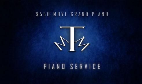 Grand Piano Service