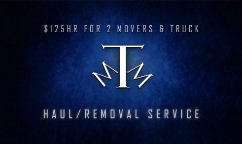 Haul/Removal Service